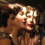 Bratislava Hot Serenaders, Serenaders Sisters, © K. Matzka
