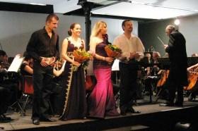 Großer Erfolg für Šimo, Máčiková, Solotruková, Svitok und Vach, © F. Linke