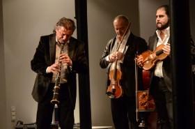 Zoltán Grunza, Klarinette, Tarogato