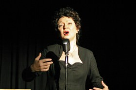 Anna-Maria Birnbauer, Edith Piaf