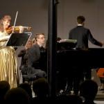 Jacqueline Roscheck, Pierre-Fabien Roubaty, Lorenzo Viotti