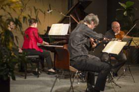 Barbara Moser, Artis-Quartett