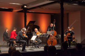 Barara Moser, Artis Quartett