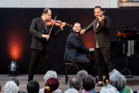 Ondrej, Frantisek und Roman Janoska