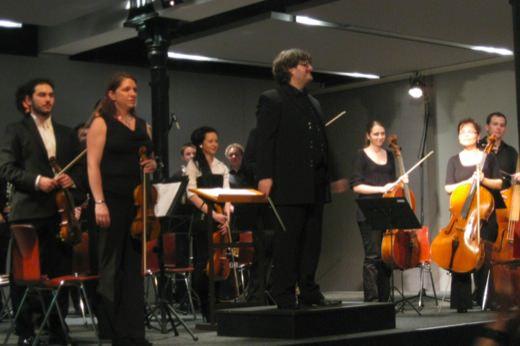 Jänner 2012, Neujahrskonzert (Sinfonietta dell'Arte)