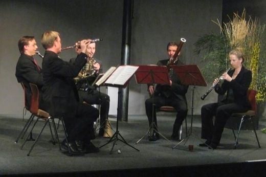 März 2012, Festliches und Originelles (Ventus Bläserquintett Salzburg)