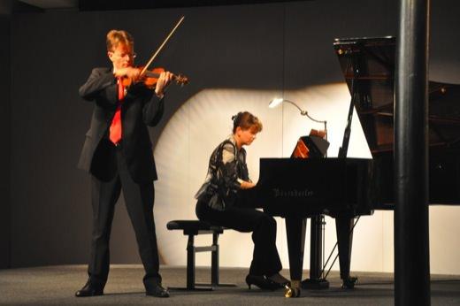 April 2012, Belcanto für Violine und Flügel (Steude, Moser)